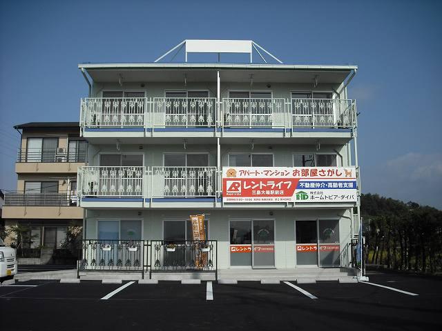 三島市1LDK DCビル